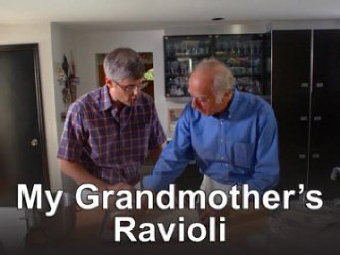 My Grandmother's Ravioli next episode air date poster
