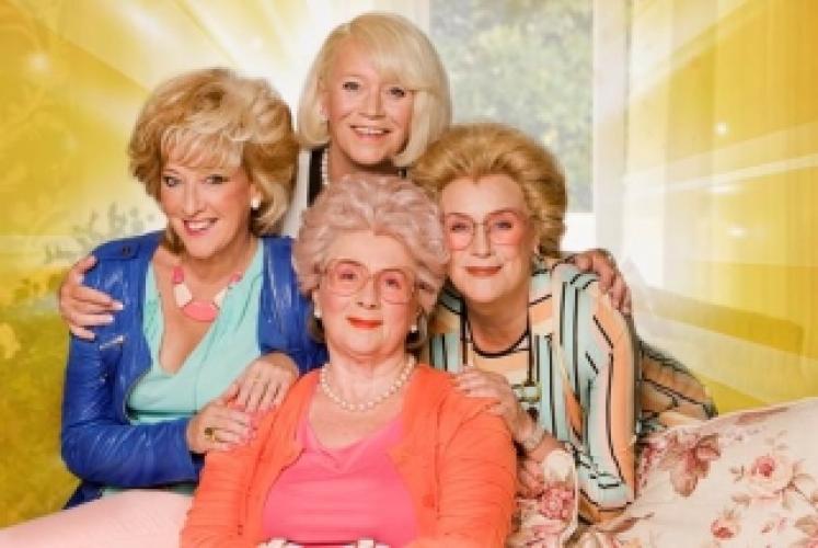 The Golden Girls NL next episode air date poster