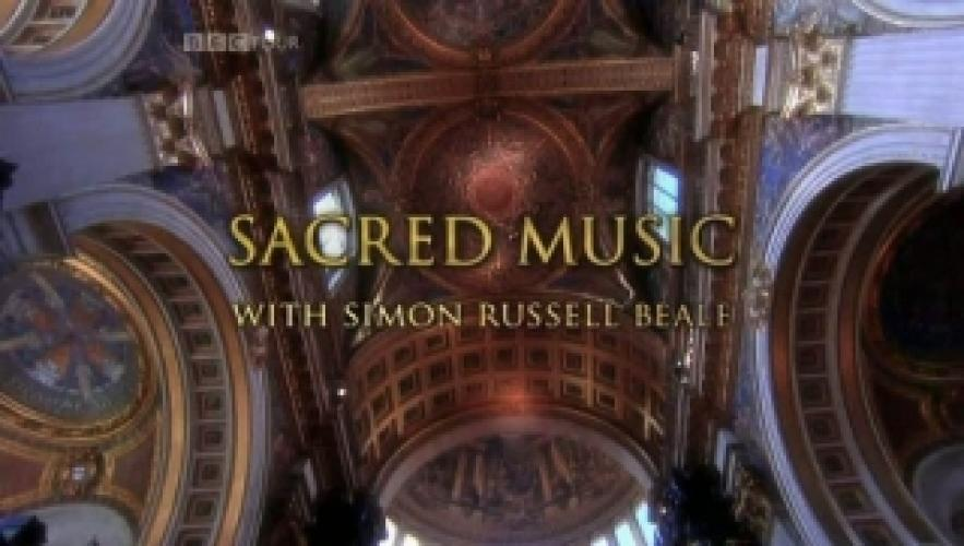 Sacred Music next episode air date poster