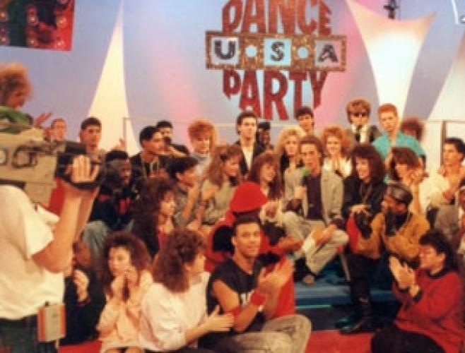 Dance Party USA next episode air date poster