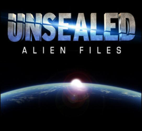 Unsealed: Alien Files (2012) next episode air date poster