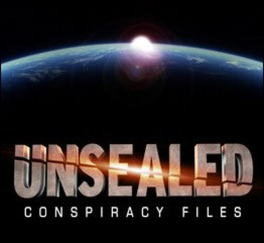 Unsealed: Conspiracy Files next episode air date poster