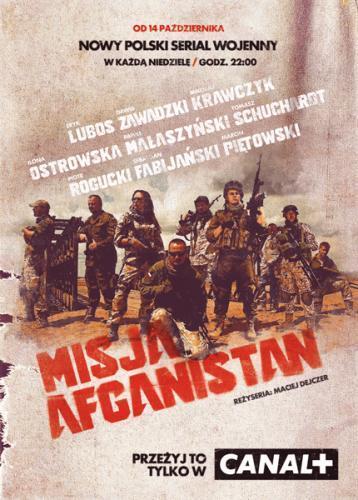 Misja Afganistan next episode air date poster
