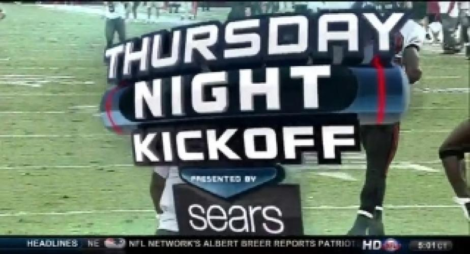 Thursday Night Kickoff next episode air date poster