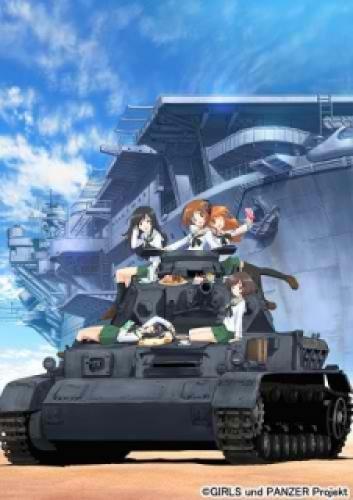 Girls und Panzer next episode air date poster