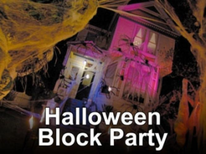 Halloween Block Party next episode air date poster