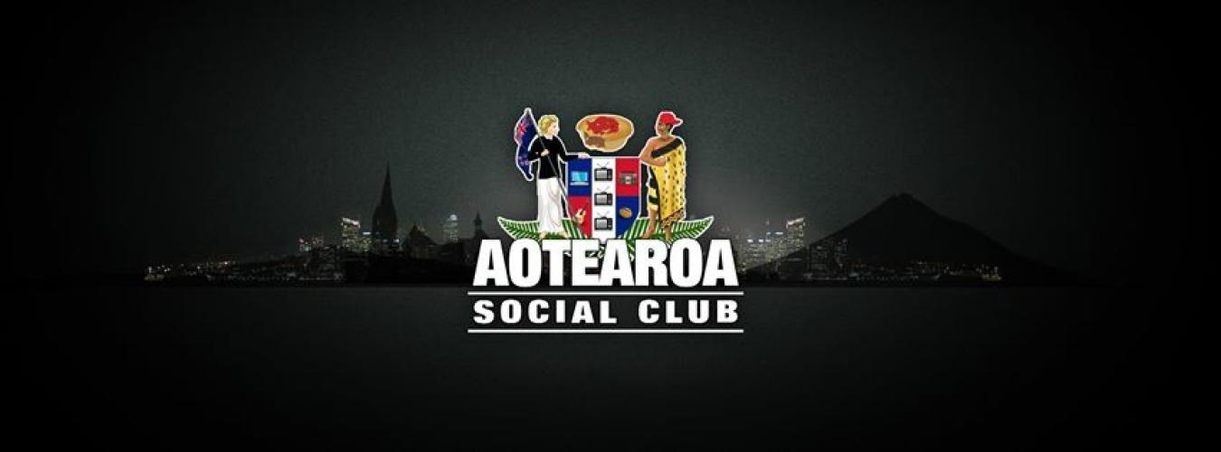 Aotearoa Social Club next episode air date poster