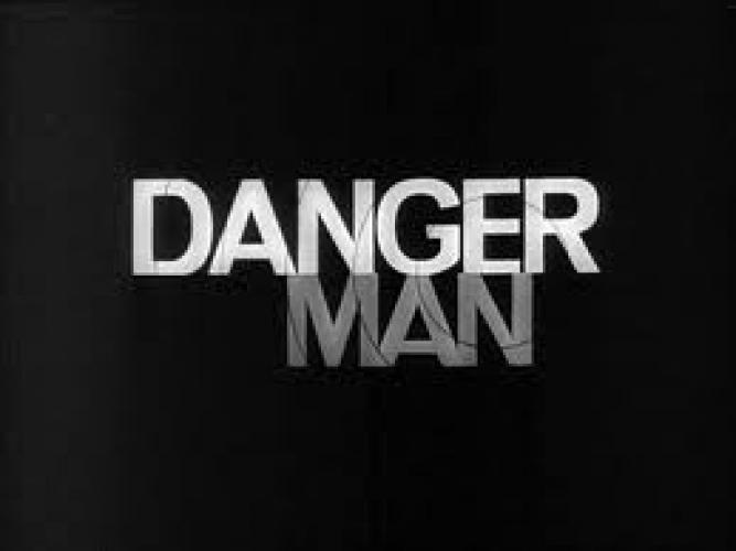 Danger Man next episode air date poster