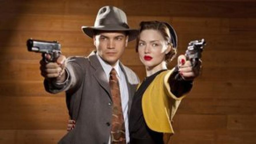 Bonnie & Clyde next episode air date poster