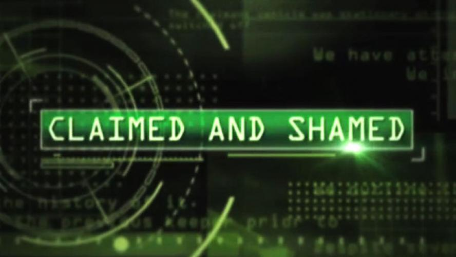 Claimed and Shamed next episode air date poster