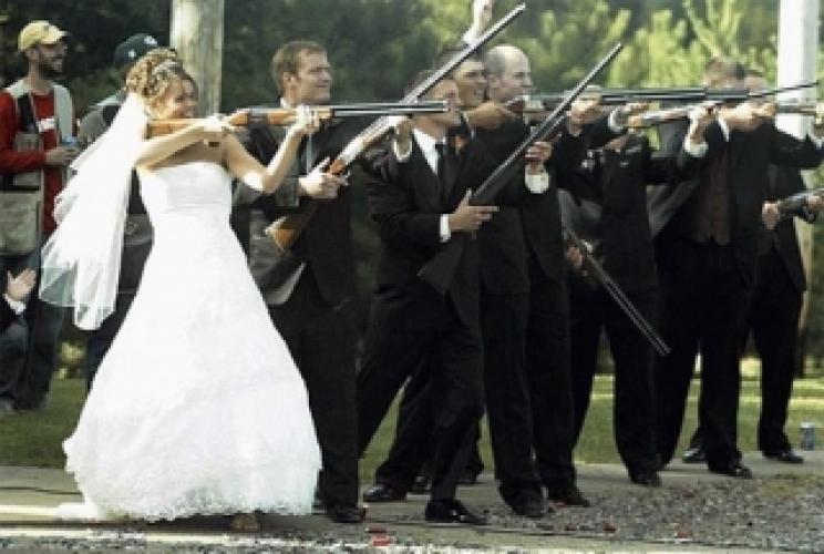 Shotgun Weddings next episode air date poster
