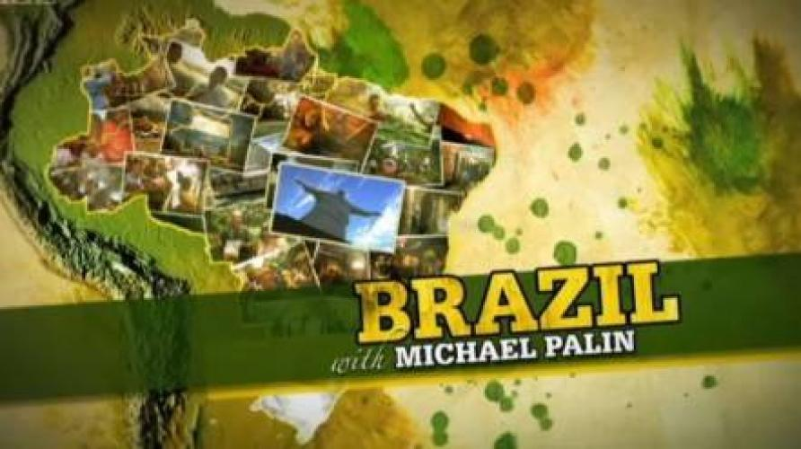 Brazil With Michael Palin next episode air date poster