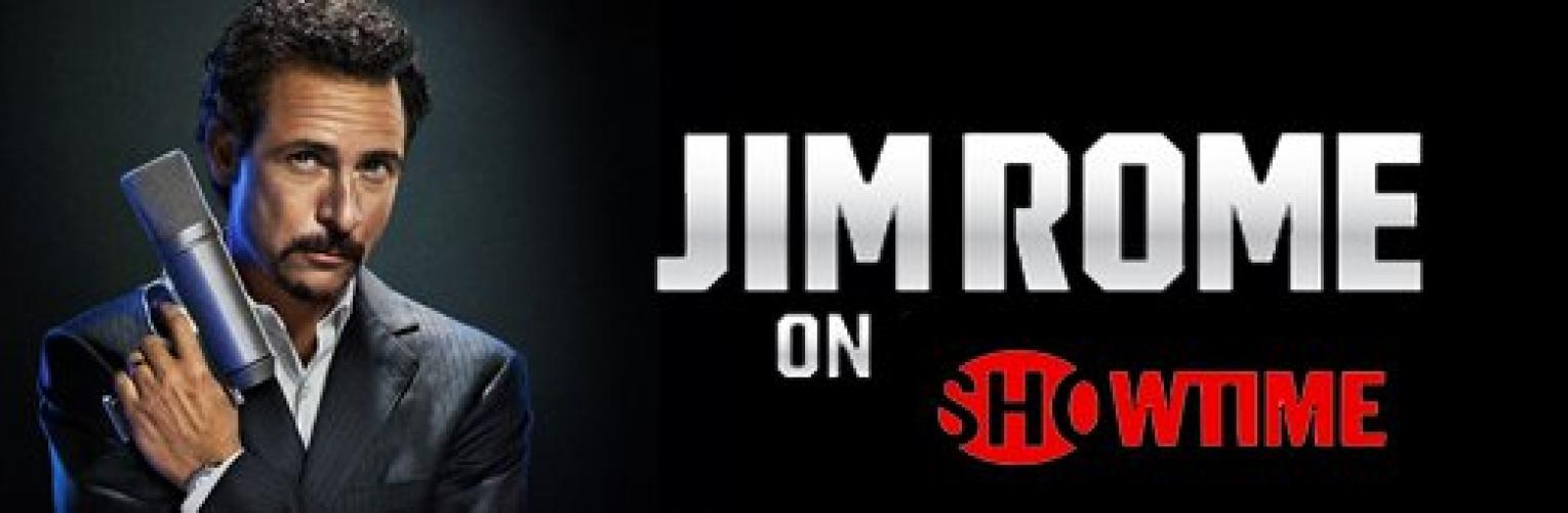 Jim Rome on Showtime next episode air date poster