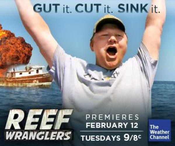 Reef Wranglers next episode air date poster