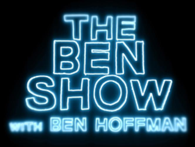 The Ben Show next episode air date poster