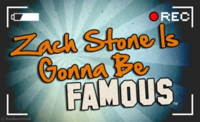 Zach Stone Is Gonna Be Famous next episode air date poster