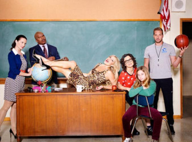 Bad Teacher next episode air date poster