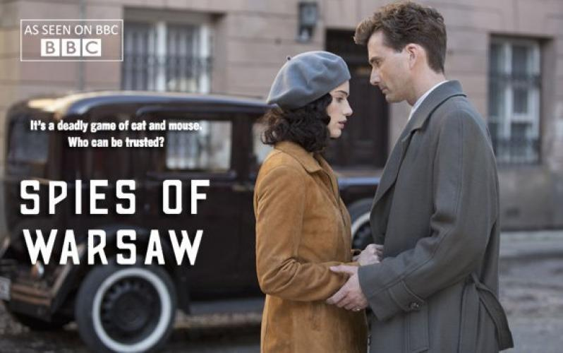 Spies of Warsaw next episode air date poster