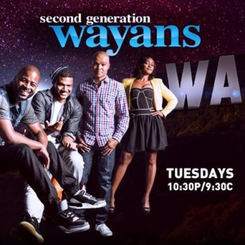 Second Generation Wayans next episode air date poster