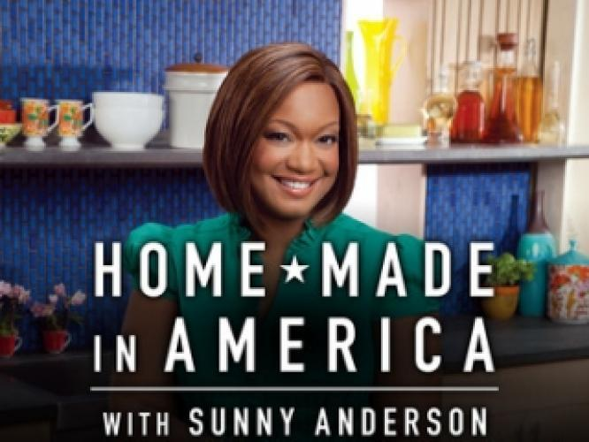 Home Made In America With Sunny Anderson next episode air date poster