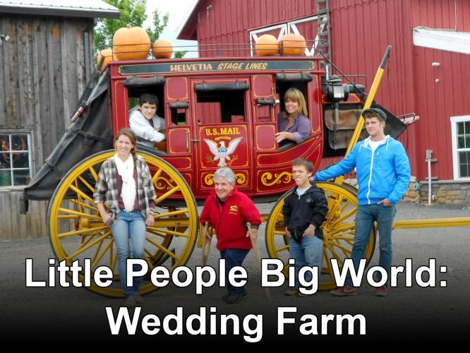 Little People Big World: Wedding Farm next episode air date poster