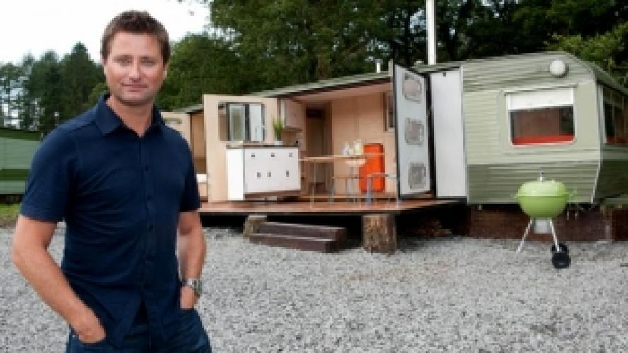 George Clarke\'s Amazing Spaces Season 3 Air Dates & Cou