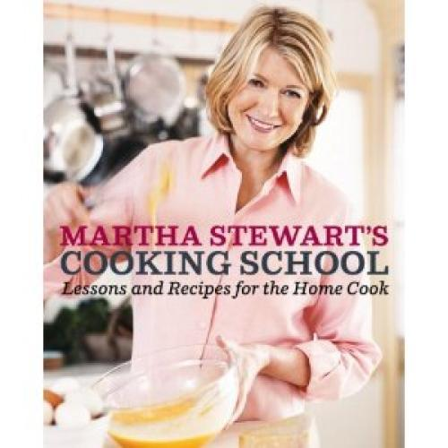 Martha Stewart's Cooking School next episode air date poster