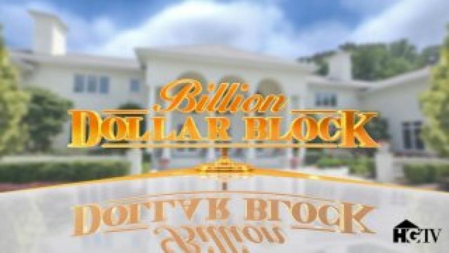 Billion Dollar Block next episode air date poster