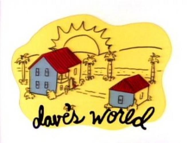 Dave's World next episode air date poster