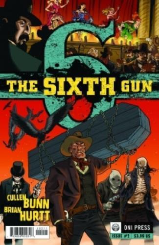 The Sixth Gun next episode air date poster