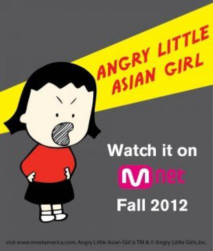 Angry Little Asian Girl next episode air date poster