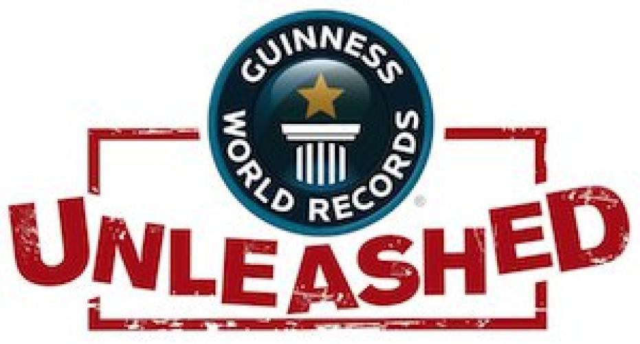 Guinness World Records Unleashed next episode air date poster