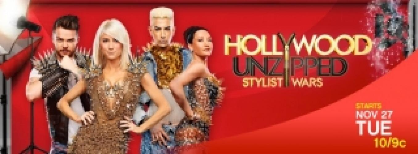 Hollywood Unzipped: Stylist Wars next episode air date poster