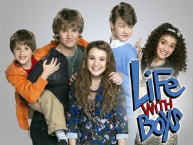 Life with Boys next episode air date poster