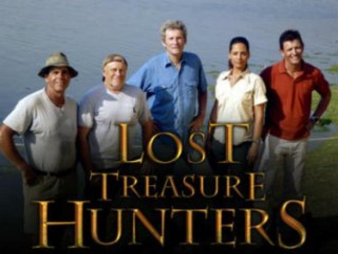 Lost Treasure Hunters next episode air date poster