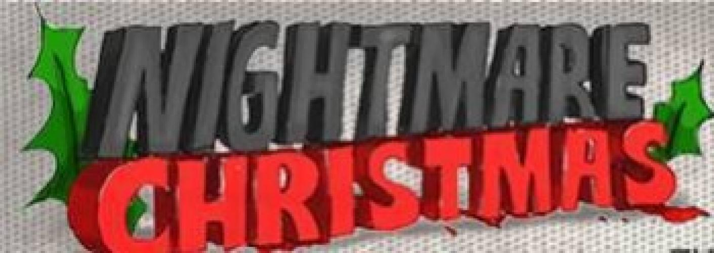 Nightmare Christmas next episode air date poster