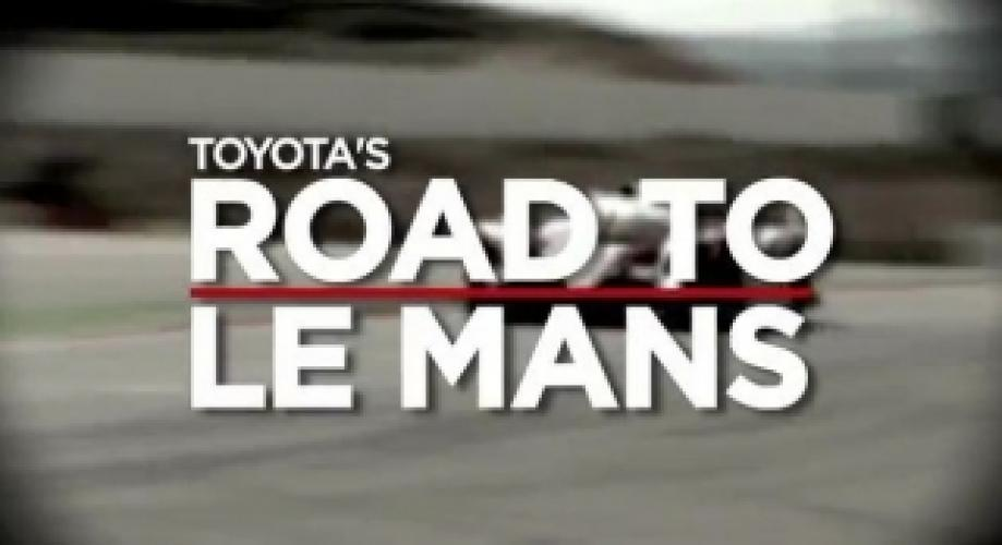 Road to Le Mans next episode air date poster