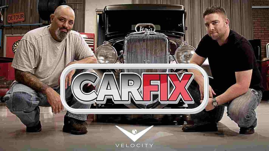 Car Fix next episode air date poster
