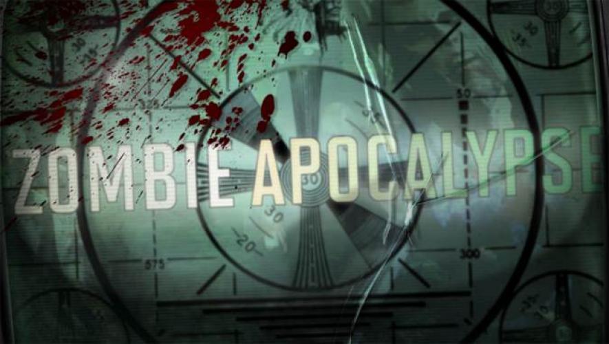 Zombie Apocalypse next episode air date poster