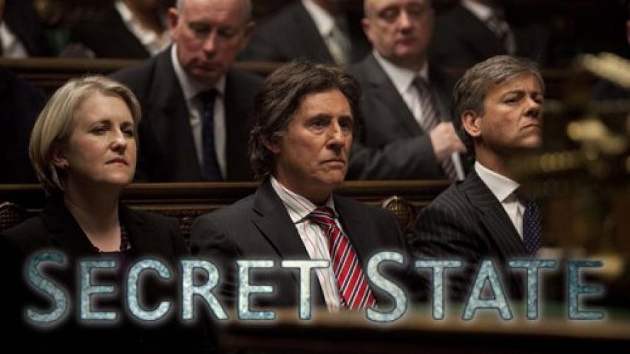 Secret State next episode air date poster
