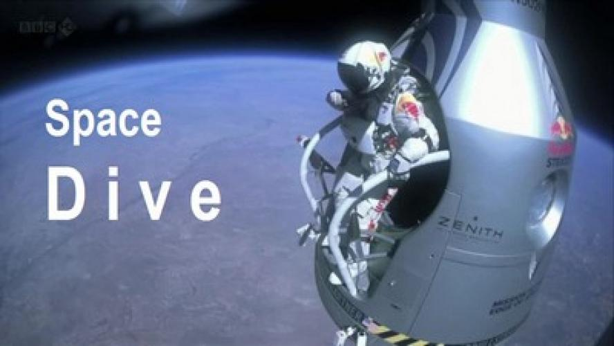 Space Dive next episode air date poster