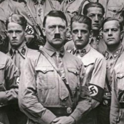 The Dark Charisma of Adolf Hitler next episode air date poster