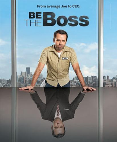 Be the Boss next episode air date poster