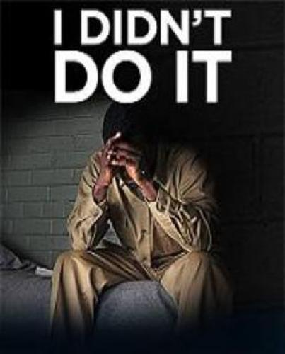 I Didn't Do It next episode air date poster