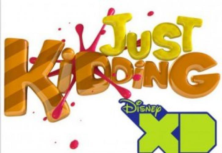 Just Kidding next episode air date poster