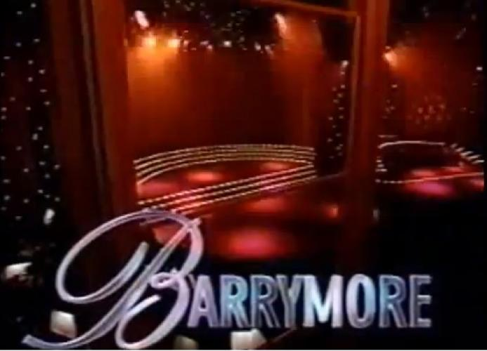 Barrymore next episode air date poster