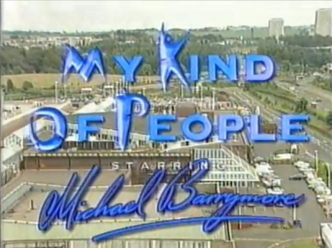 Michael Barrymore's My Kind of People next episode air date poster