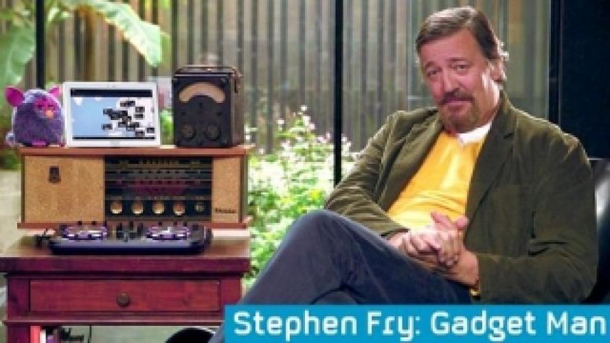 Gadget Man next episode air date poster
