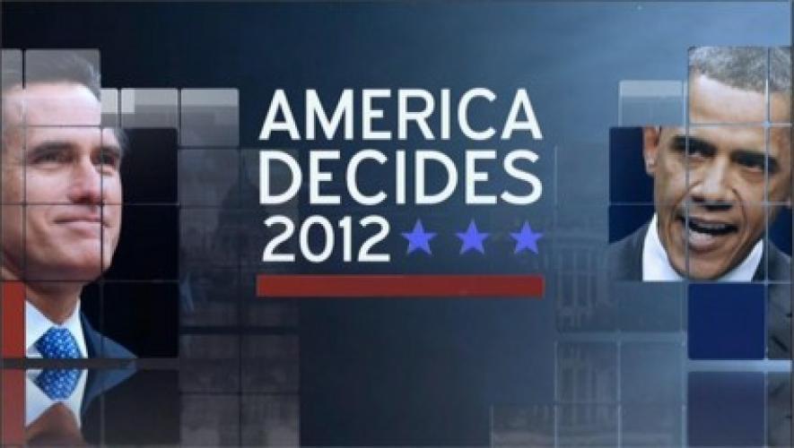 America Decides next episode air date poster