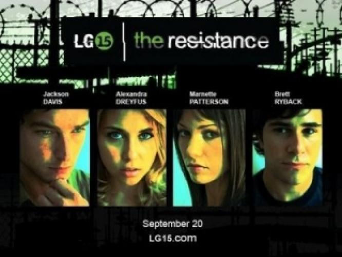 LG15: The Resistance next episode air date poster
